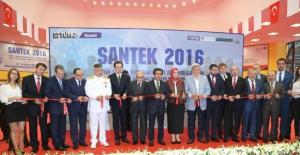 İzmit'te, Sanayi ve Teknoloji Fuarı açıldı