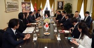 Japonya EXPO 2016 Antalya'yı İzliyor