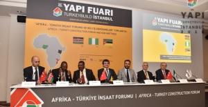 Kenya, Nijerya ve Mozambik'den Satın Alma Heyetleri turkeybuild İstanbul'da Ağırlandı