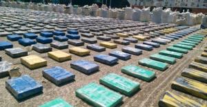 Kolombiya'da rekor, 8 ton kokain ele geçirildi