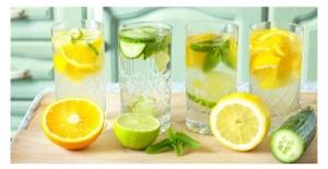 Limonlu su içmenin faydaları saymakla bitmiyor