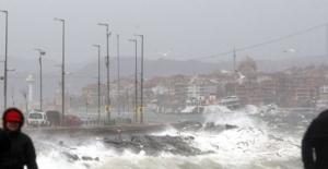 Meteoroloji'den 'kuvvetli lodos' uyarısı