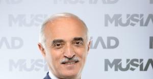 MÜSİAD 'tan Başbakan Adayı Binali Yıldırım Açıklaması