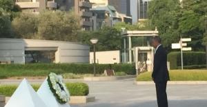 Obama'dan tarihi 'Hiroşima' ziyareti!