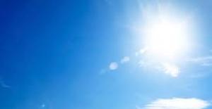 Pazartesiden itibaren yaz sıcakları geliyor