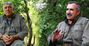 PKK'da ipler geriliyor: Bayık ve Karayılan birbirine düştü!