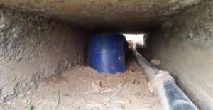 PKK'nın tuzakladığı 225 kilo bomba, imha edildi