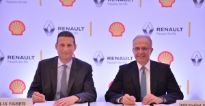Renault ve Shell Akaryakıt Tedariği Konusunda Anlaşma İmzaladı