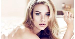 Scarlett Johansson +18 film teklifine 'evet' dedi