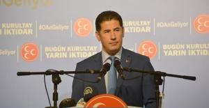 MHP genel başkan adayı Sinan Oğan: Kongre için tedbir kararı kaldırıldı