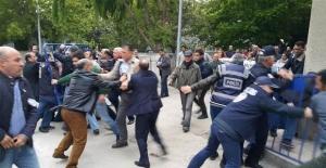 Sinop'ta 'Nurettin Yıldız' gerginliği