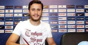 Trabzonspor oyuncusu Musa Nizam hastaneye kaldırıldı