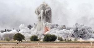 TSK'dan flaş açıklama: Suriye'deki IŞİD hedefleri vuruldu 104 terörist öldürüldü!