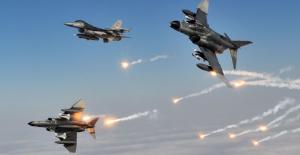 TSK'dan Kuzey Irak'taki PKK hedeflerini vurdu!