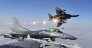 TSK, PKK'nın Kandil hedeflerini hava harekatı ile bombaladı