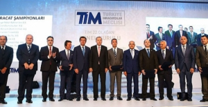 Türkiye İhracatçılar Meclisi'nden Binali Yıldırım basın açıklaması