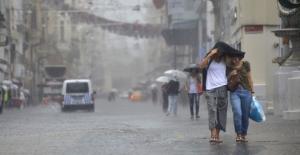 Türkiye hafta sonu yağışlı havanın etkisi altına giriyor