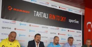 Türkiye'nin ilk skyrunning yarışları