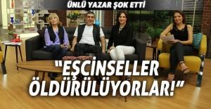 Ünlü yazar Ayşe Kulin eşcinseller hakkında açıklamalar yaptı