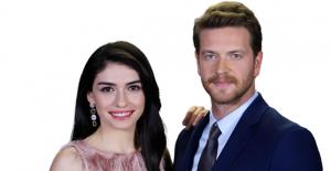 """""""Yüksek Sosyete"""" dizisinde Hazar Ergüçlü ve Engin Öztürk oynayacak"""