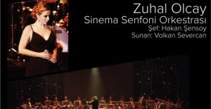 Zuhal Olcay Ve Sinema Senfoni Orkestrası Çocuklar İçin Sahnede!