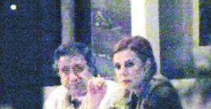 Zuhal Olcay - Mansur Çimen aşkı fotoğraflandı