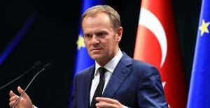 AB'den 'Türkiye'ye vize muafiyeti' açıklaması!