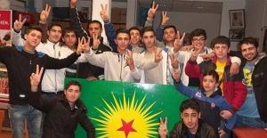 AB fonuyla Almanya'ya gidip PKK derneklerini ziyaret ettiler!