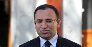Adalet Bakanı Bekir Bozdağ: 117 dokunulmazlık dosyası savcılıklara gönderildi!