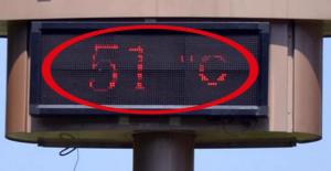 Adana'da termometreler patladı! Sıcaklık tam olarak 51 derece