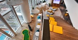 Allianz Tower'da Nurus imzası