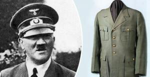 Almanya'nın Holokost lideri Hitler'in ceketi 275 bin euroya satıldı