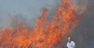Antalya alarmda: Oteller bölgesinde yangın!