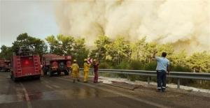 Antalya'daki yangın için şoke eden iddia: Yangın talimatı Kandil'den!