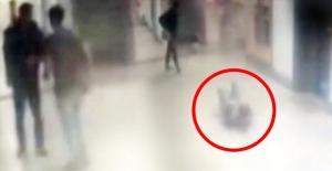 Atatürk Havalimanı'nda terörist kimlik soran polisi böyle vurdu! Dehşet görüntüleri...