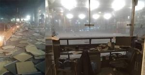 Atatürk Havalimanı'ndaki Patlamanın dehşeti gün ağarınca ortaya çıktı!