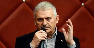 Başbakan Yıldırım Hamas liderini kabul etti