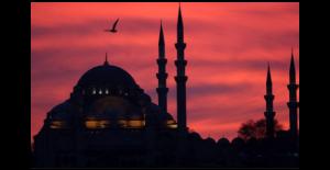 Bayburt'da Sahur ve İftar vakitleri - Ezan Saat Kaçta Okunuyor Bayburt İmsakiye 2016 Ramazan Ayı!