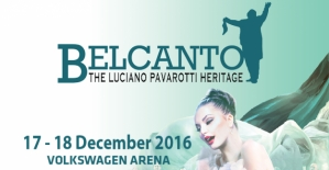 'Belcanto the Lucıano Pavarotti Heritage' Biletleri Satışa Çıktı
