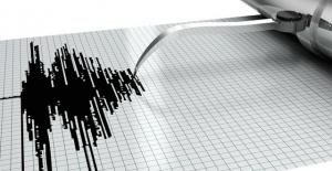 Bingöl 4.1 büyüklüğünde depremle sarsıldı!