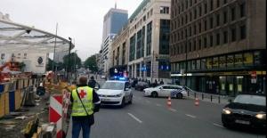 Brüksel'de 'bomba' paniği!