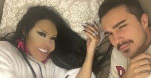 Bülent Ersoy'un yatak pozları olay oldu! Yeni aşkı modacısı mı?
