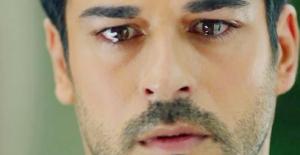 Burak Özçivit gözyaşları içinde veda etti!