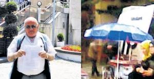 Bursa'da şemsiyesi çalınan vatandaşın hak arayışı