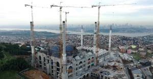 Çamlıca Camii yarın açılıyor