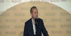 Cumhurbaşkanı Erdoğan: Çevremizde sırtlanlar, üzerimizde akbabalar dolaşırken biz kendi aramızda kavgaya tutuşamayız