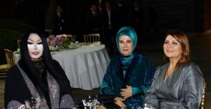 Cumhurbaşkanı Erdoğan'ın iftar yemeğinde ünlüler geçidi!
