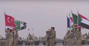 Dev İslam ordusu kuruluyor