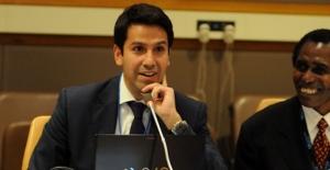 EkoRE CEO'su Serhan Süzer, Birleşmiş Milletler'de enerji sorunlarına çözüm sundu