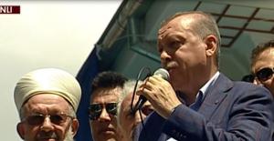 Erdoğan Kısıklı Abdullahağa Camisi'ni açtı